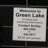 Don't pass up a visit to Green Lake